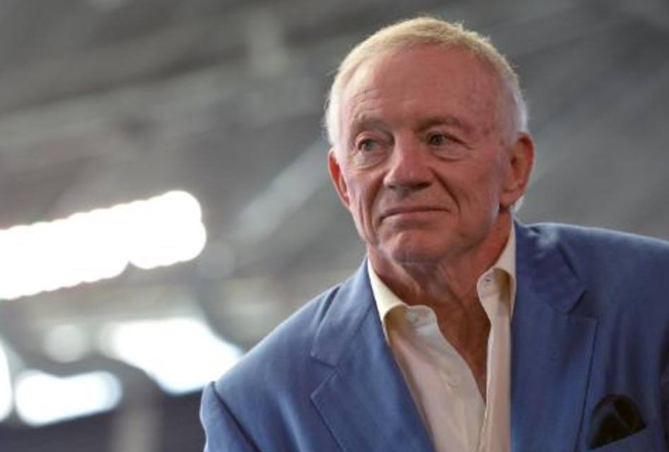 """Jerry Jones: Cowboys Will Stand For The Flag Or """"Your Ass Will Be Off The Team"""" ⋆ WayneDupree.com"""